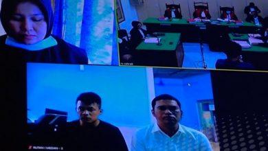 Photo of Otak Pembunuhan Hakim Jamaluddin Divonis Mati