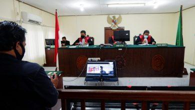 Photo of Terbukti Gunakan Narkoba, Brigadir Joko Adi Wiranto Divonis 4 Tahun