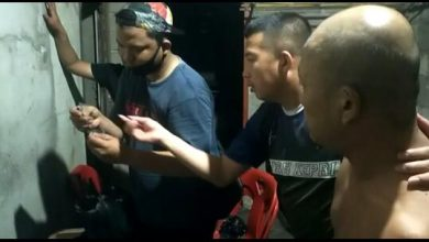 Photo of Polisi Gerebek Pesta Narkoba di Sungai Jang, Dua Pelaku Ditangkap