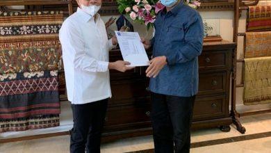 Photo of DPP PAN Serahkan Dukungan Untuk Ansar-Marlin