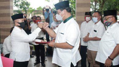 Photo of Soerya Respationo Kukuhkan Tim SInergi dan Relawan Kota Tanjungpinang