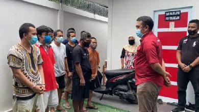 Photo of 16 Orang Tahanan Kejari Bintan Jalani Rapid Tes