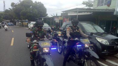Photo of Aparat Gabungan Gelar Patroli Skala Besar