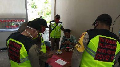 Photo of Tim Pemburu Pelanggaran Protokol Kesehatan Dikerahkan, Warga Siap-Siap Didenda Rp 50 Ribu