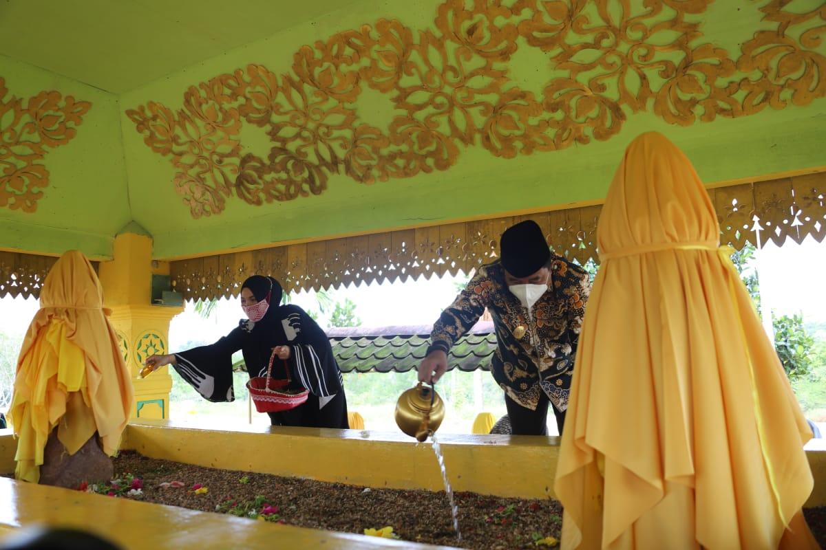 Maksimalkan Potensi Sejarah dan Religi untuk Pariwisata Kepri