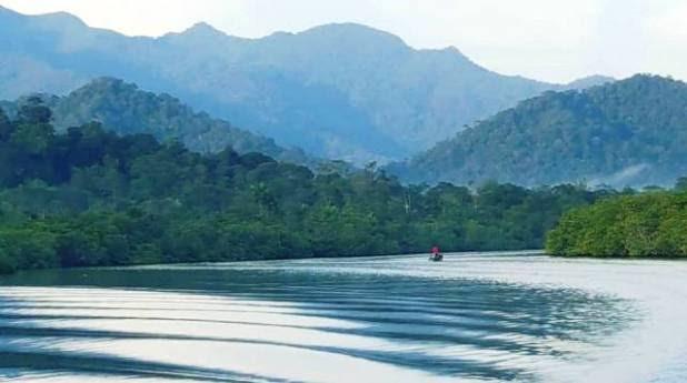 Ansar: Sungai Resun di Lingga Bak Sungai Amazon di Amerika