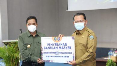 Photo of Pjs Bupati Bintan Terima Kunjungan Kerja Pjs Gubernur Kepri