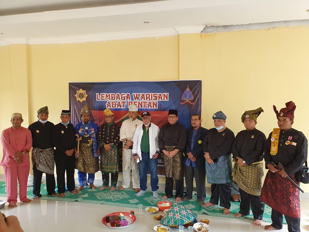 Perjuangkan Kota Kara Jadi Cagar Budaya, AWe Disebut Sebagai Kepala Daerah Peduli Budaya Melayu