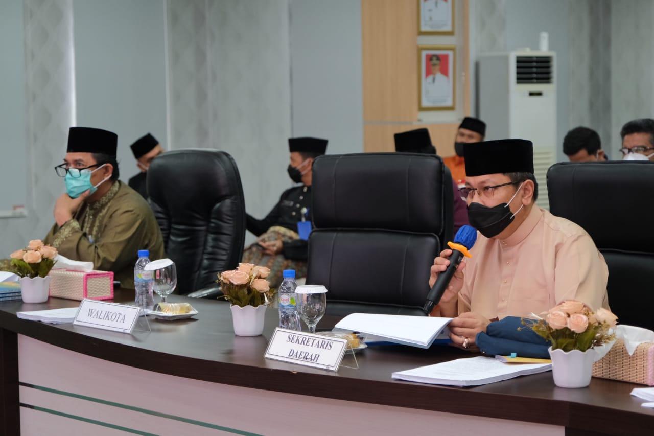 Sekda Teguh Ahmad Paparkan Hasil Implementasi Program Smart City Tanjungpinang