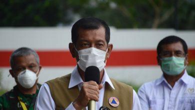 Photo of Doni Monardo Ingatkan Kepala Daerah Cegah Kerumunan Massa
