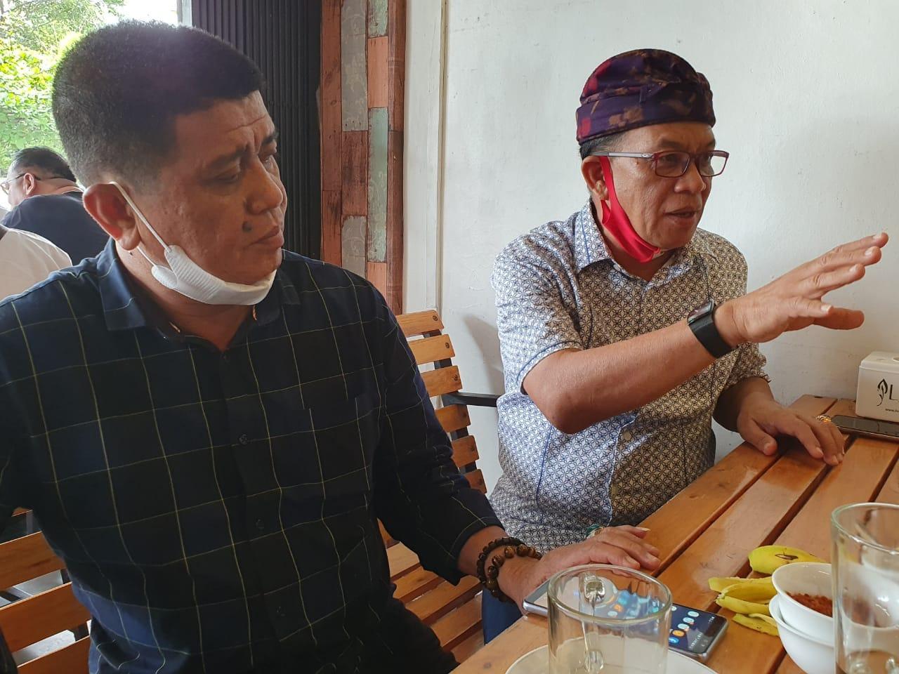 Alias Wello - Dalmasri Kecam Keras Tindakan Ketua DPRD Bintan Datangi Rumah Meliyanti
