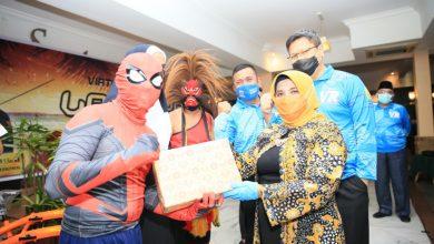 Photo of Sukses Gelar Virtual Run And Ride, Wali Kota Rahma Ajak Masyarakat Gemar Olahraga